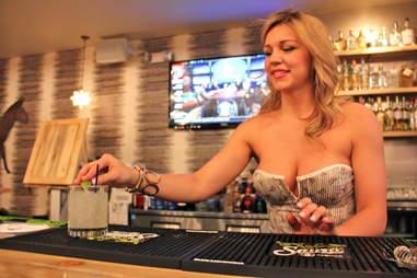 T/ACO in Denver's hot waitress