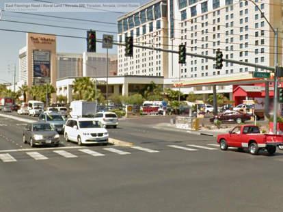 Las Vegas intersection
