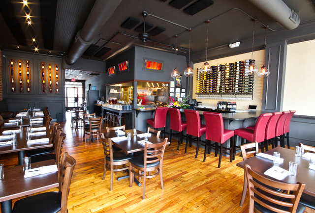 Small plates and vino flights in Hapeville