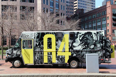 A4 Food Truck