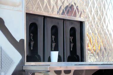 A4 Truck Coffee Dispensers