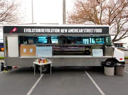 Evolution Revolution Food Truck