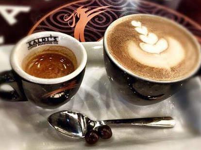 Coffee for the Boston Caffeine Crawl