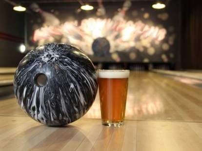 Burger, Bowling, & Beer Festival