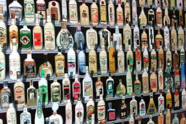 Tequilas in Atlanta bars