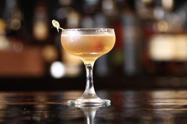 Isle of Skye Rabbie Burns Cocktail