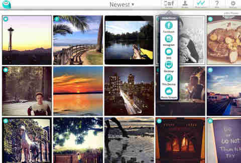 Sharing your photos just got easier