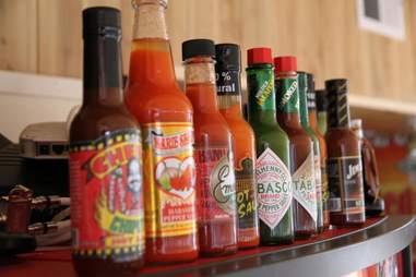 Hottest hot sauces