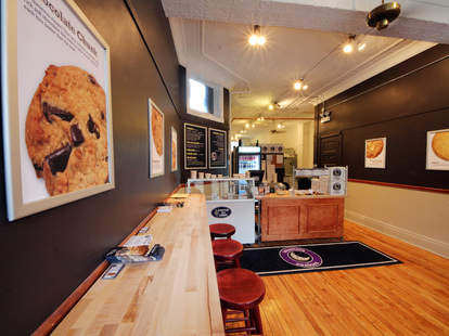 Insomnia Cookies in Lincoln Park