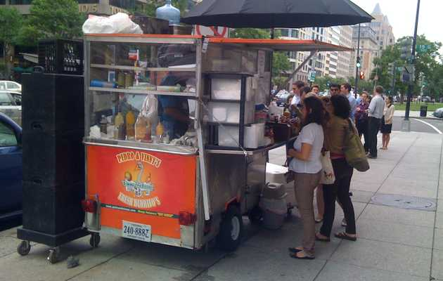 DC's oldest, Mexicanest street food