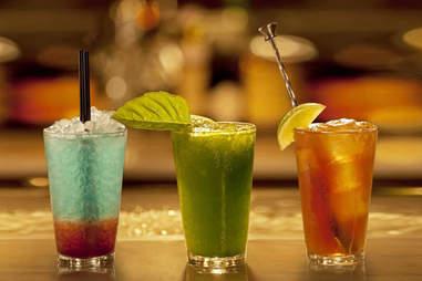 Drinks from the Tippler