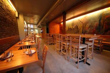 Pl-zen restaurant in Chicago