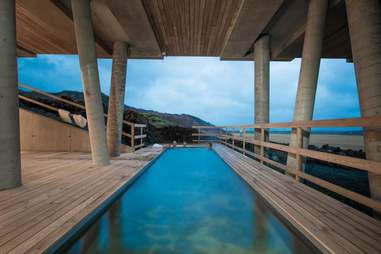 the spa ION Iceland