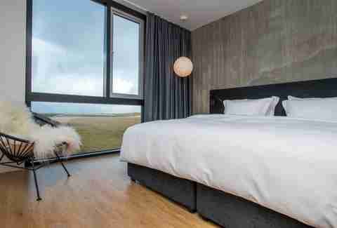 the rooms at ION Iceland