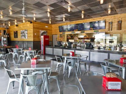 BurgerFi Atlanta interior
