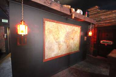Anchor's Down Ballard interior detail