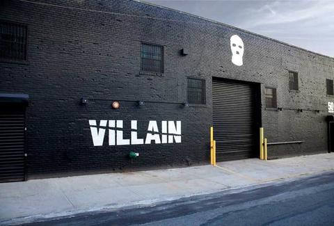 Villain event space in Brooklyn