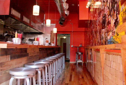 Cheu Noodle Bar interior