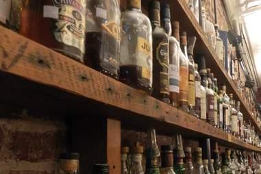 Interior at The Whiskey Jar
