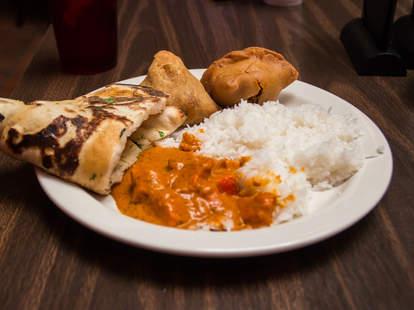 Chicken tikka masala from Teji's Foods
