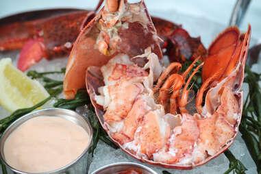 Le Diplomate Lobster