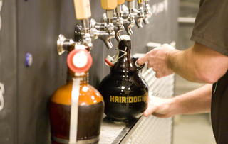 Growler Room