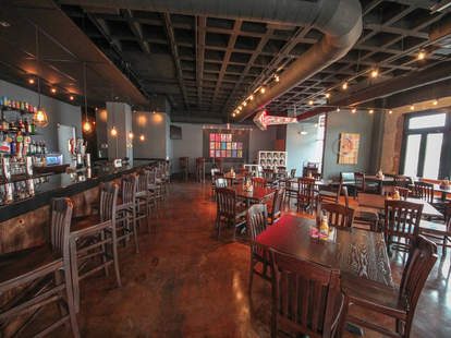 Full Circle Tavern interior