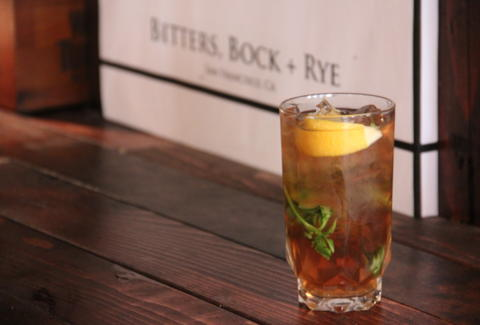Bitters, Bock & Rye-A Cocktail-San Francisco