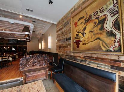Polanco steakhouse interior