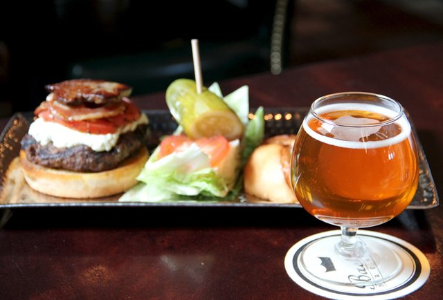 Burgers and Belgian beers worth worshipping