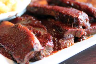 Cask 'n Flagon's Beef Brisket