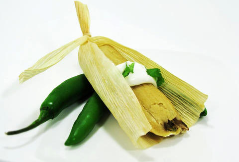 Tamale from Dia De Los Tamales in Pilsen