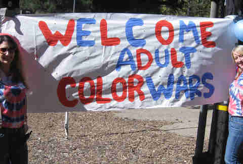 Adult Color Wars in Los Angeles