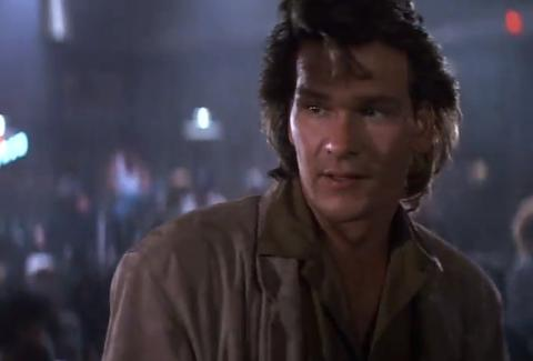 The Swayze in Road House
