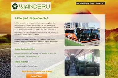 Wanderu.com operator guide