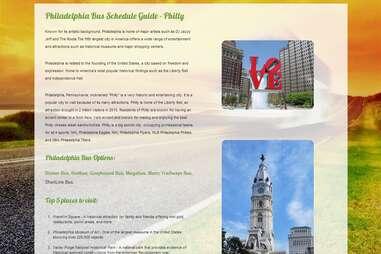 Wanderu.com city guide