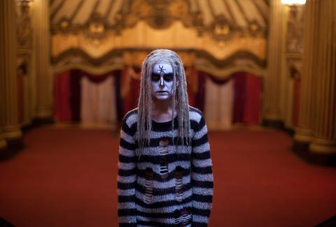 Sheri Moon-Zombie in The Lords of Salem.