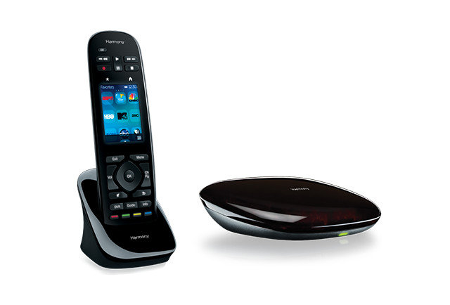 A remote that manages nearly everything