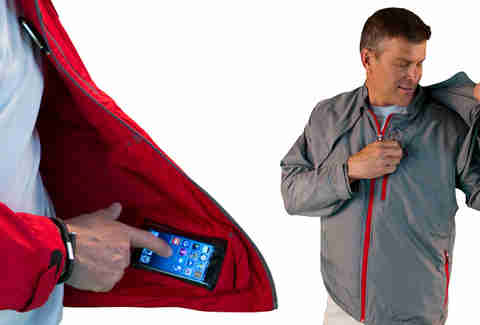The SeV Tropiformer Jacket Features