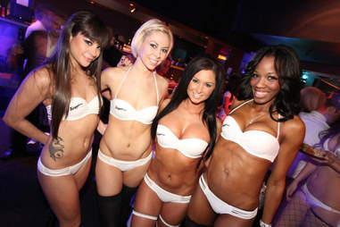 Sapphire Gentlemen's Club Las Vegas ladies