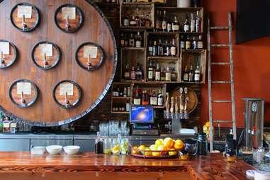 radiator whiskey bar