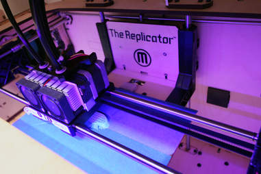 Replicator at The 3D Printer Experience in River North