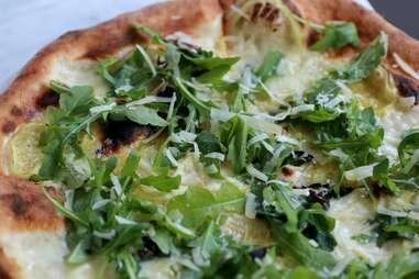 Limone pizza at Stanzione 87