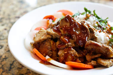 Chow Bing - Roast Pork Bing Bowl