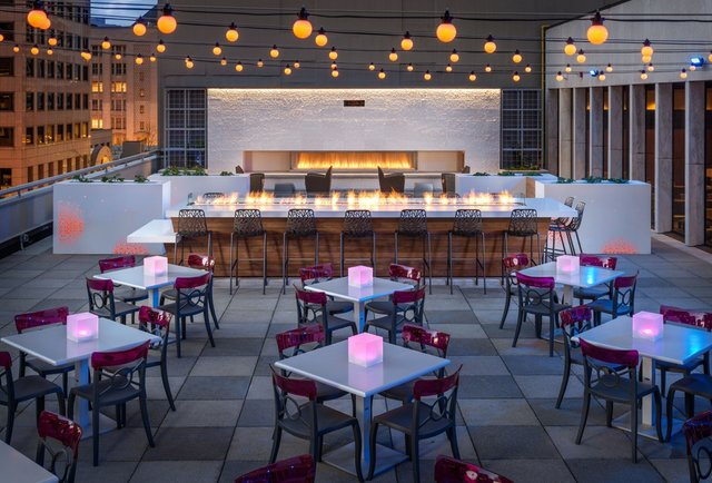 The city\'s best rooftop bar... is in a Red Lion?!