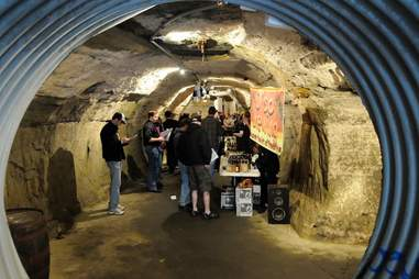Cassanova Beer Cave Festival