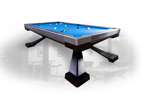 Pool table from Mars Made in Rhode Island