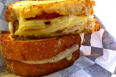 The Breakfast Bombshell at Say Cheese Philly