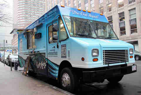 The Cod Squad Food Truck