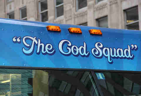 The Cod Squad Food Truck Logo